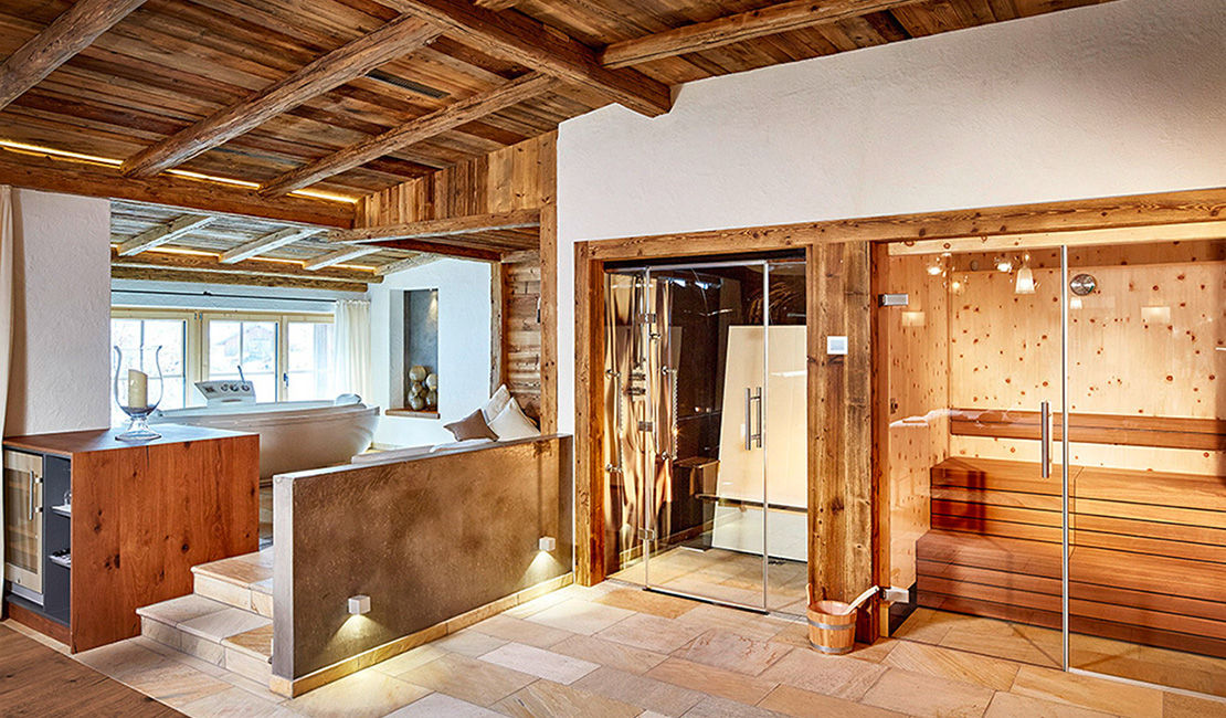 Badezimmer gesunde Heizung